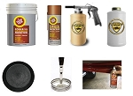 Fluid Film Auto & Truck Undercoating kit #3  (Five gallon pail)