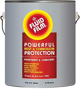 "Fluid Film Gallon NAS 1 gallon Can.  ""NAS"" is the only formula to use for auto undercoat."