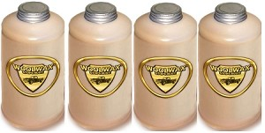 Woolwax Lanolin Undercoating 1 Gallon (4 Quart Bottles)