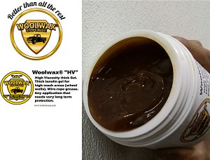 "Woolwax® ""HV"" Wheel Well Grease"