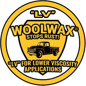 "Woolwax ""LV"" Cavity Wax  5-Gallon Pail."